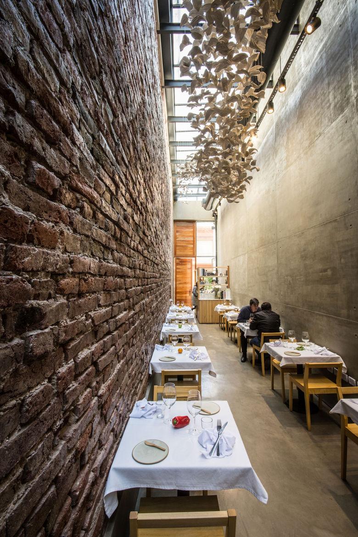 僅有8呎寬的廢棄巷弄搖身一變為頂級餐廳 Everyday Object