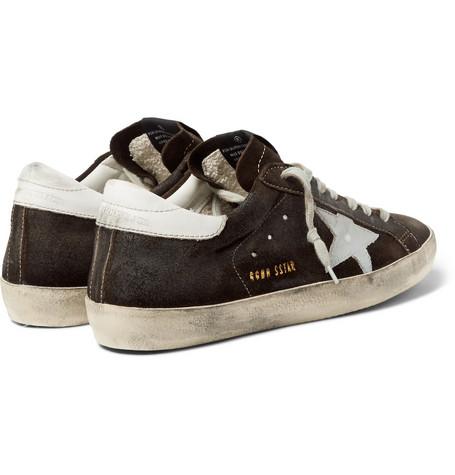 Golden Goose - Superstar Suede Sneakers01