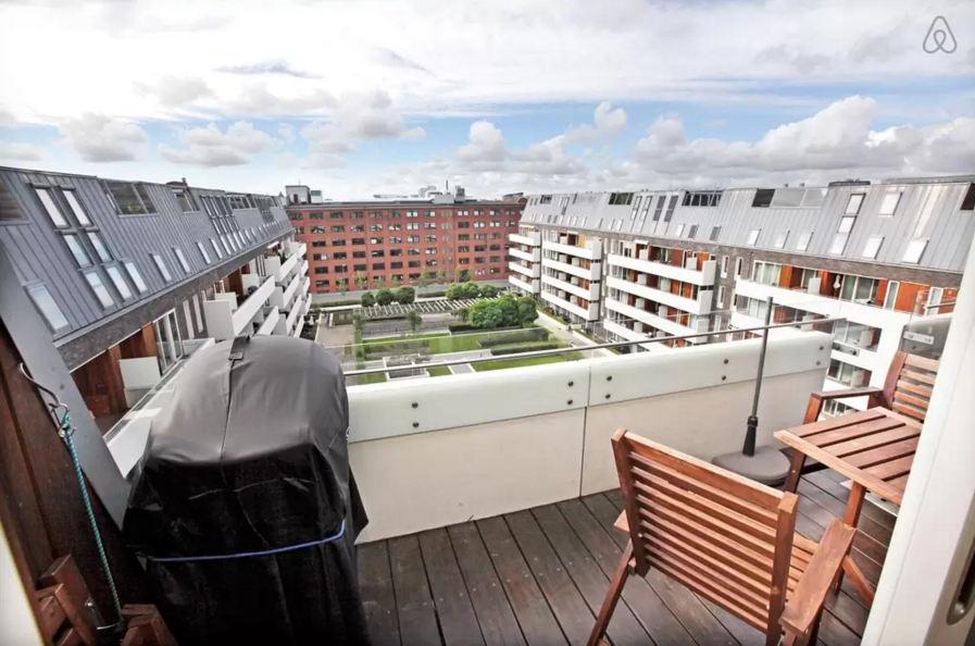 Penthouse appartment Islands Brygge1