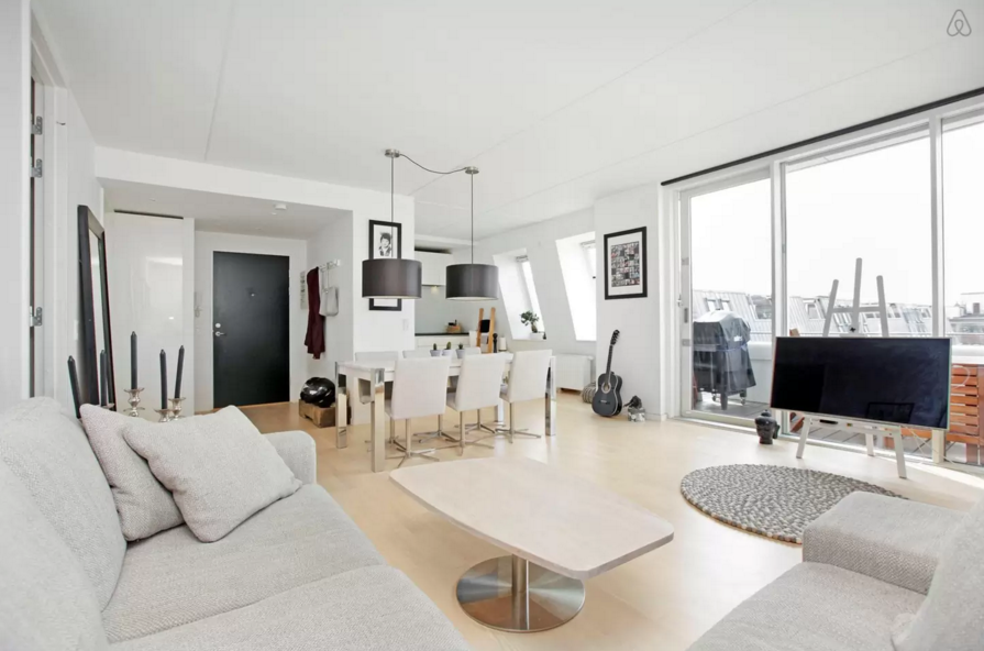 Penthouse appartment Islands Brygge2