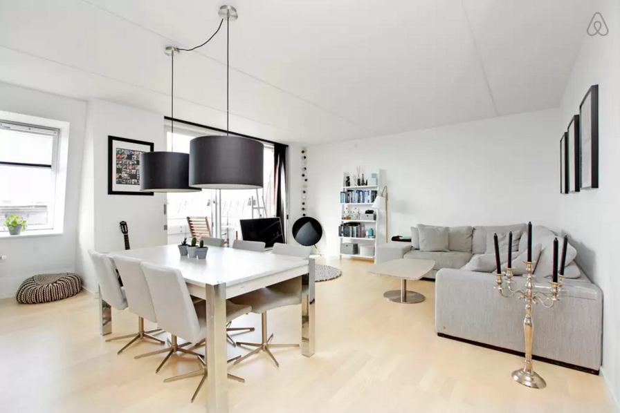 Penthouse appartment Islands Brygge4