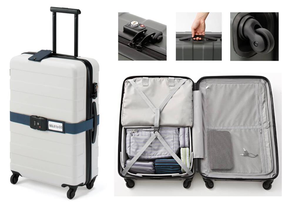 四輪行李箱