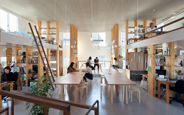 Mamiya-Shinichi-Design-Studio-Office-2