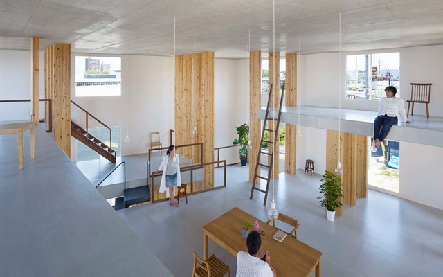Mamiya-Shinichi-Design-Studio-Office-7