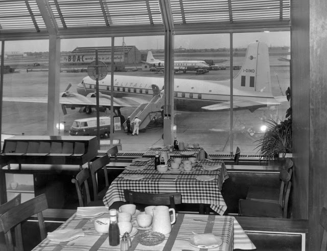 Heathrow Airport, 1950s (16)